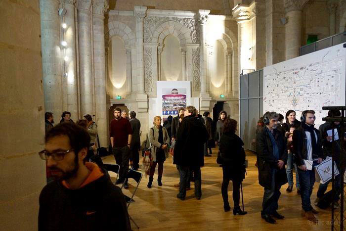 Unlike Exhibition 2016 in France