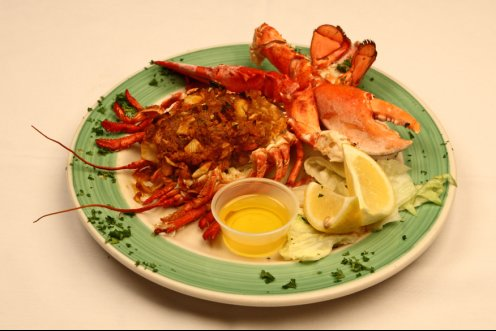 Seafood Restaurant Waterbury CT