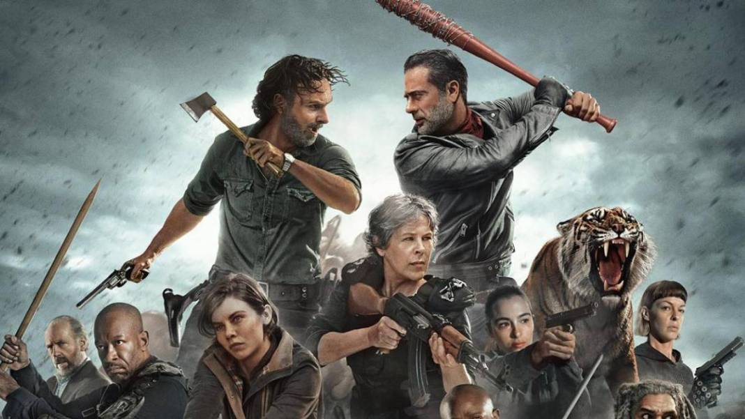 Trivial The Walking Dead - Curiosidades The Walking Dead