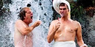"""Jeff Daniels y Jim Carrey en la secuela de """"Dos tontos muy tontos"""""""