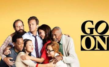 Go On, con Matthew Perry como protagonista absoluto