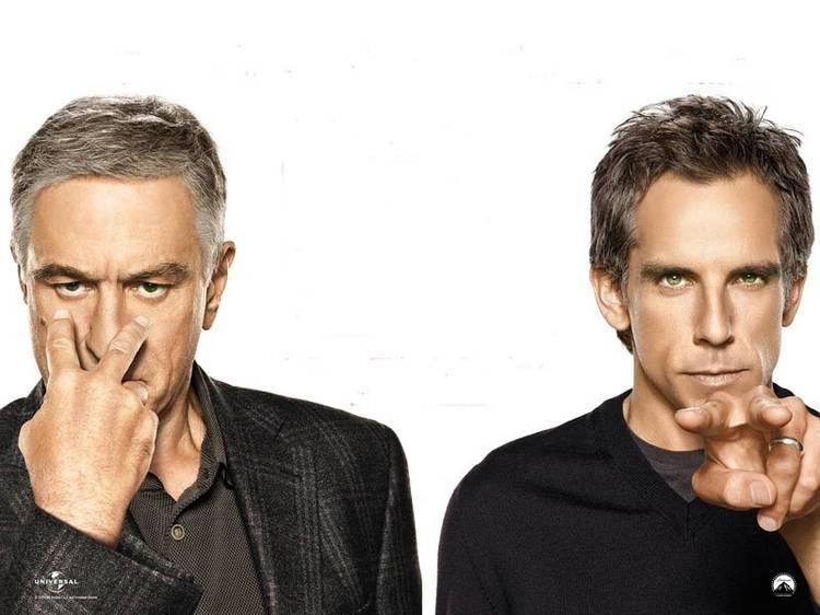 Robert DeNiro y Ben Stiller en