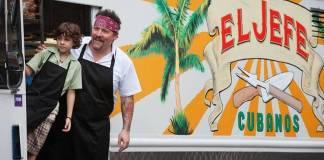 Chef, protagonizada por Jon Favreau... y por Twitter