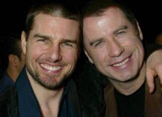 John Travolta y Tom Cruise, ¿un amor imposible?