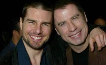 John Travolta y Tom Cruise, ¿un amor imposible?