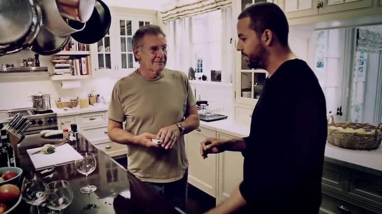 Descubre por qué Harrison Ford echa de su casa a un mago