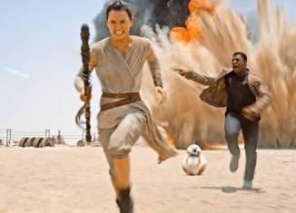 Avance de Star Wars 7