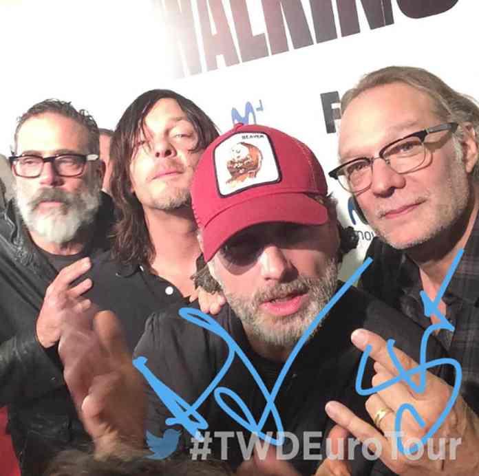 Evento fan The Walking Dead Madrid