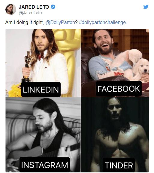 Tinder famosos