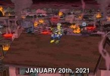 Los Simpson predicen el fin del mundo