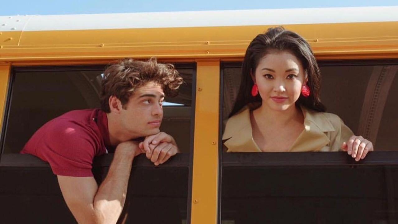 A Todos Los Chicos De Los Que Me Enamore quotes from to all the boys i've loved before and to all the