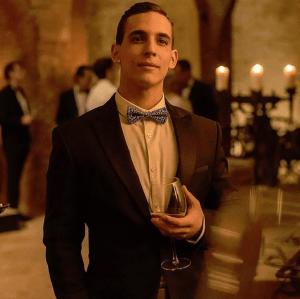 Actores Élite Netflix Edad Nombres