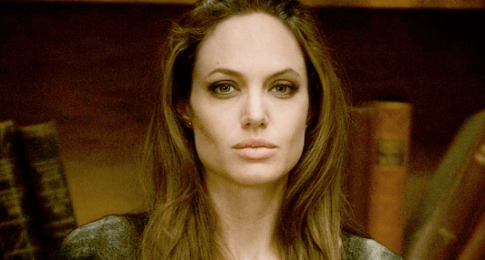Los complejos de las actrices: Angelina Jolie