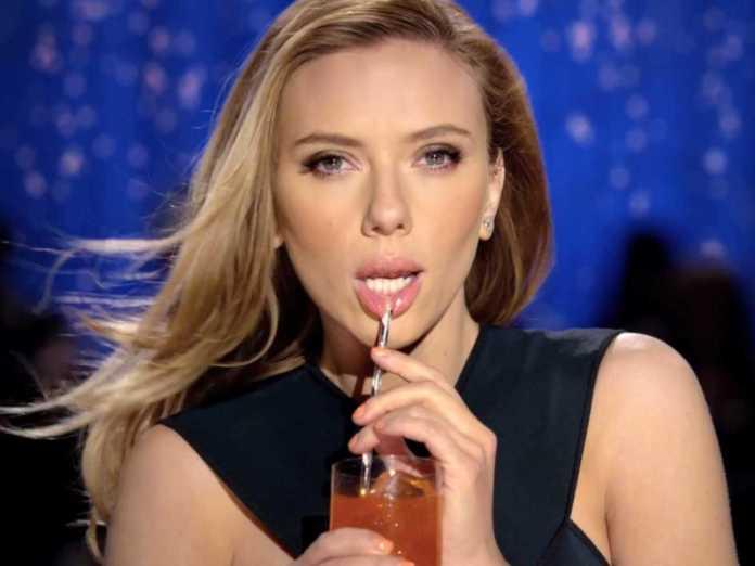 Anuncios de actrices vetados por la censura: Scarlett Johansson