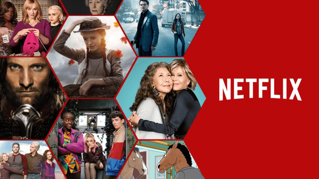 Calendario Estrenos Series Netflix 2020