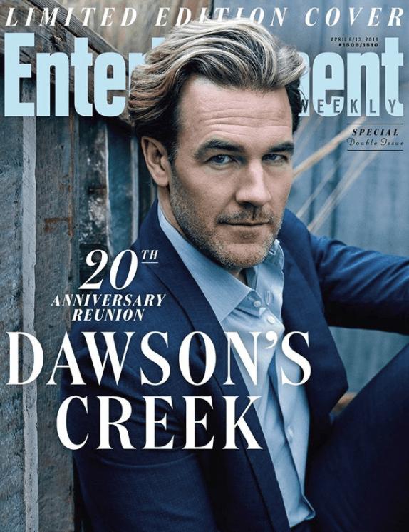 Dawson Crece Los actores de 'Dawson crece' se reúnen 20 años después