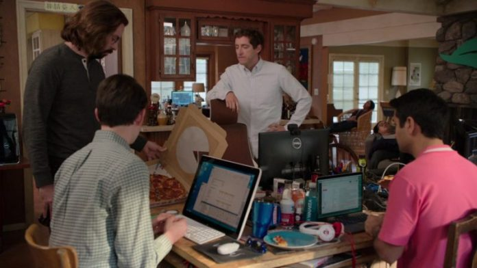 Domino´s Pizza & Movies Silicon Valley