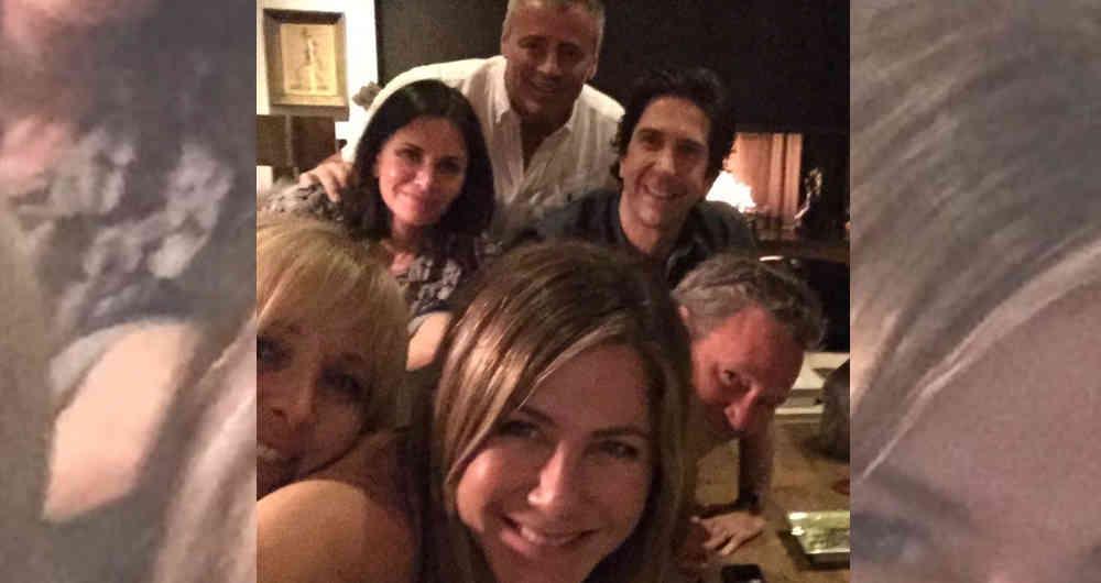 Friends reunión 2020 - Los actores de Friends se reúnen en un especial de HBO