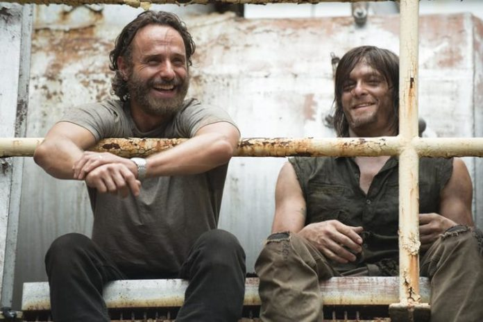 La muerte de Rick Grimes enThe Walking Dead