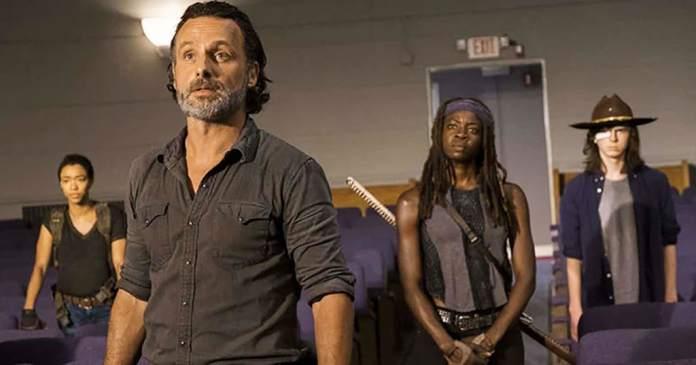 Las mejores frases de 'The Walking Dead' PizzaCinema