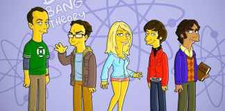 Los Simpson intro al estilo Big Bang Theory