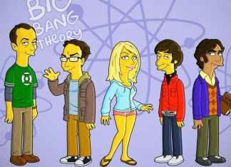 Los Simpson intro al estilo Big Bang Theory