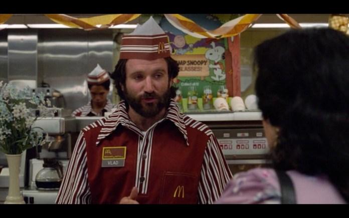 McDonalds & Movies Un ruso en Nueva York