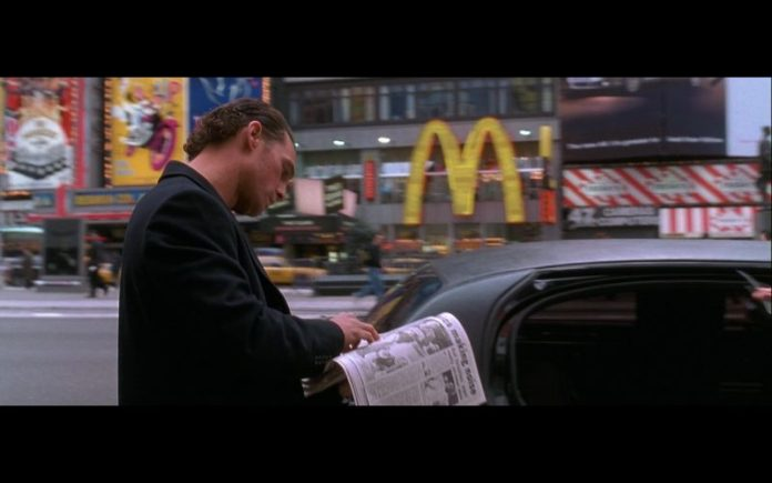McDonalds & Movies Two for the money