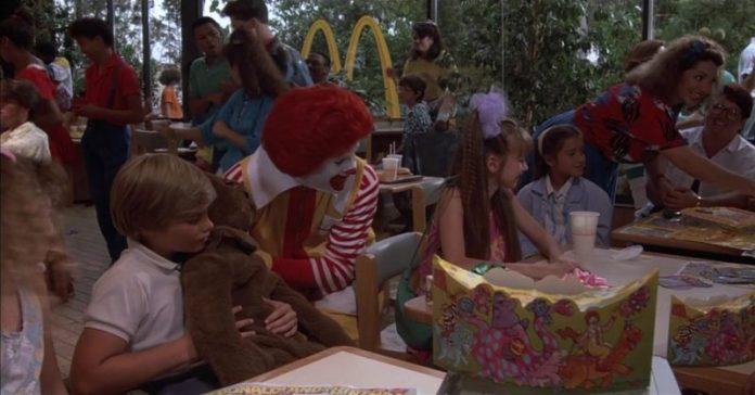 McDonalds & Movies Mi amigo Mac