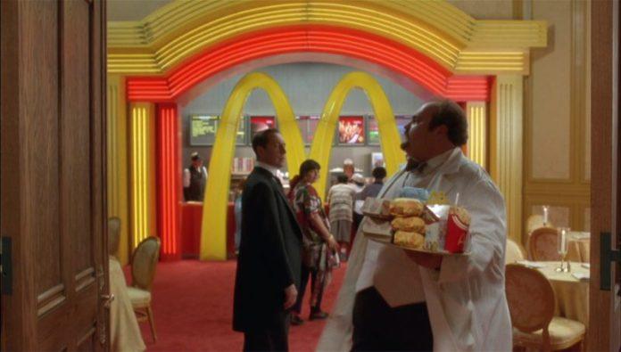 McDonalds & Movies Richie Rich