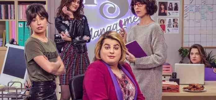 Paquita Salas Segunda Temporada Review