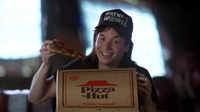 Pizza Hut & Movies