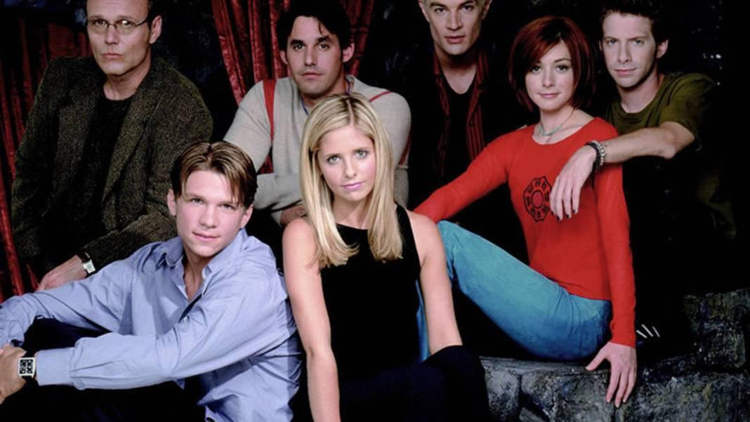 Reencuentro de los actores de Buffy Cazavampiros