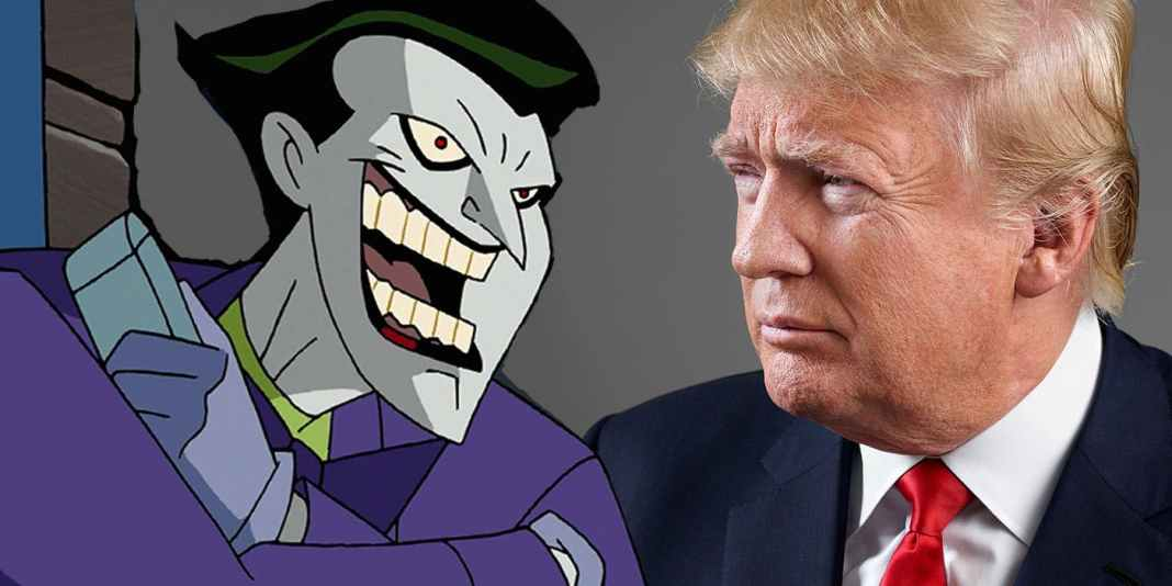 Trivial de cine Quién dijo qué frase - Donald Trump El Joker