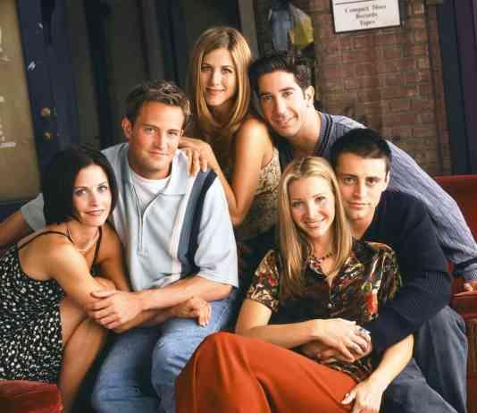 Tráiler de la Película de la serie Friends