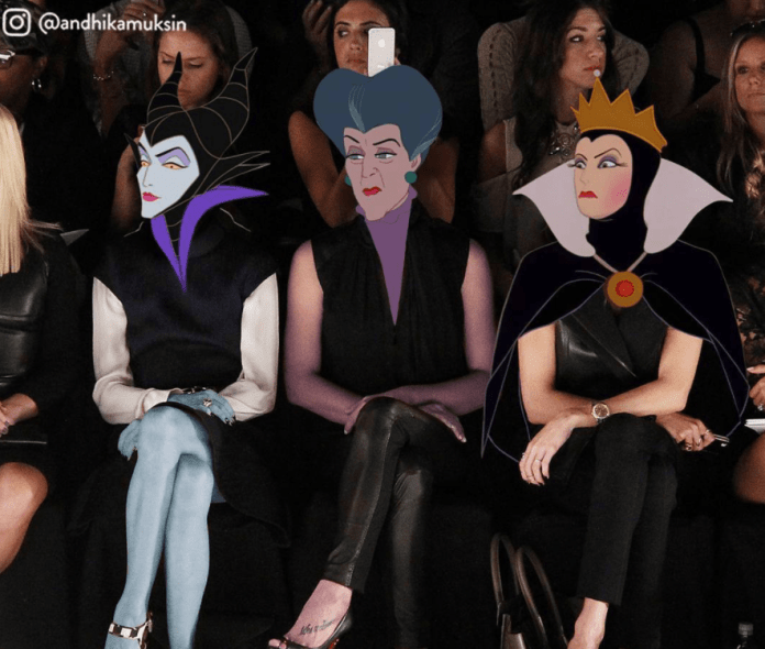 Princesas Disney en la vida real