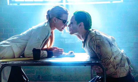 Joker en Aves de Presa