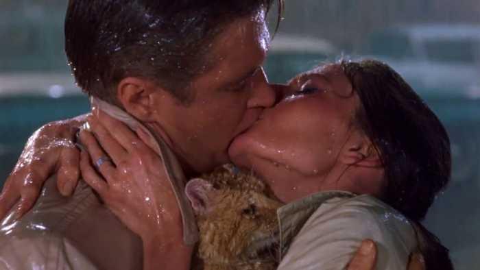 Los mejores besos de películas y series