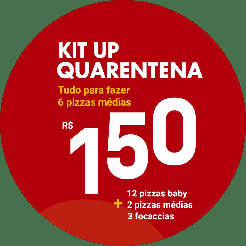 Kit up Quarentena di mari
