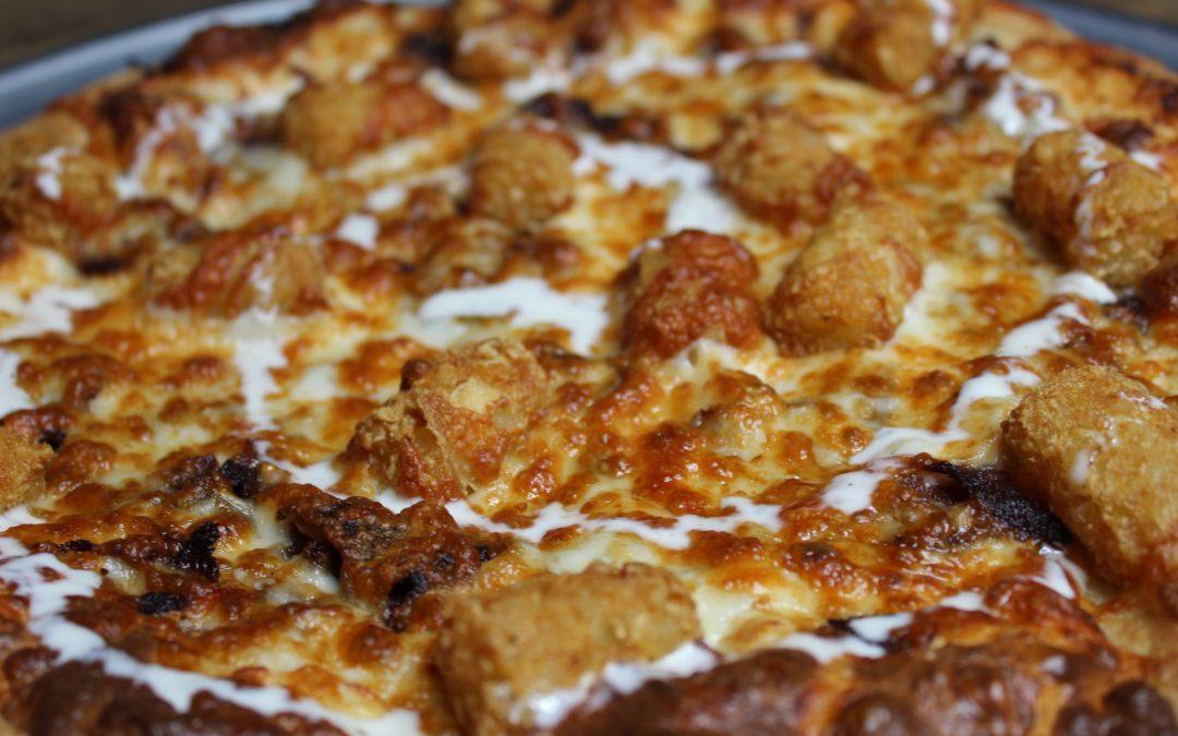 Late Night Yinzer Pizza