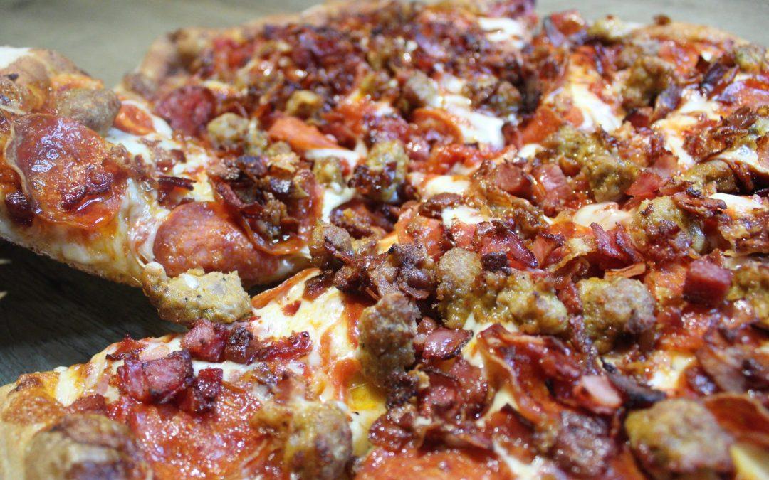 Porky's Revenge Pizza