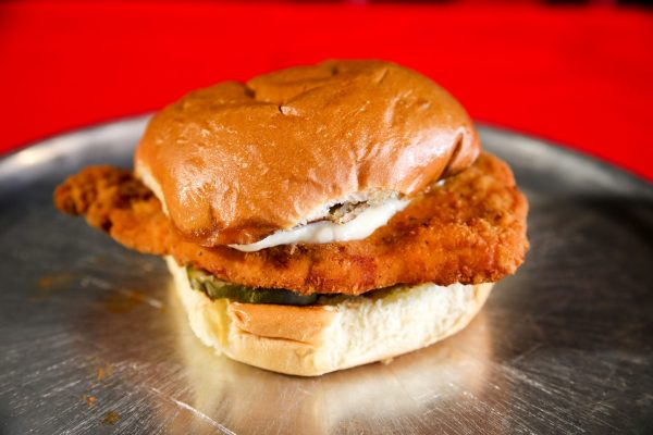 The Company Chicken Sandwich