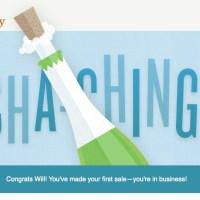 Congrats to Rachel Brown: First PFG Print Buyer on Etsy!