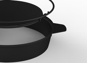Heating Ring & Pan