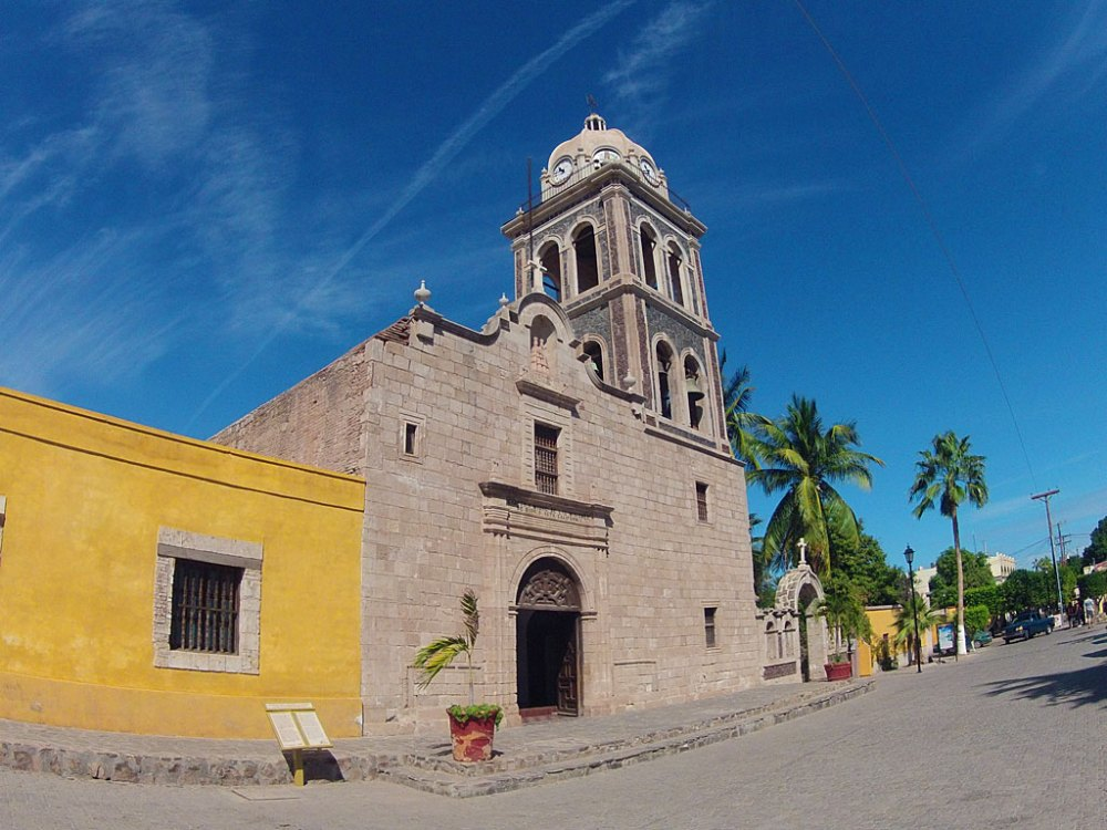 "Misión de Nuestra Señora de Loreto Conchó was founded on October 25, 1697 in the present city of Loreto. Established by the Jesuit missionary Juan María de Salvatierra, this earliest successful mission in Baja California is sometimes considered ""head and mother of all the Spanish missions in Upper and Lower California."""