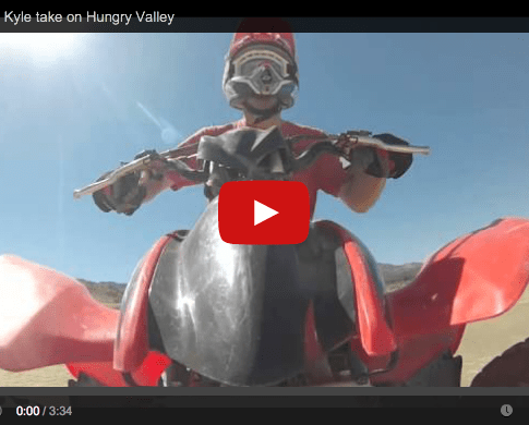 Video: Jeffrey and Kyle take on Hungry Valley