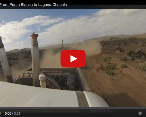 Video: Punta Blanca to Laguna Chapala