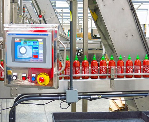 Inside the Sriracha Factory