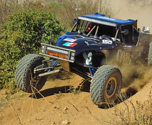 A Few Photos from the Baja 1000