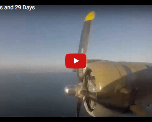 Video: B-17 Wings of Freedom Tour, Torrance